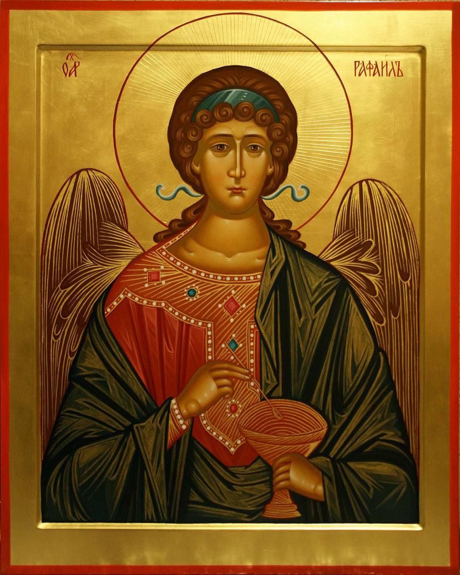 В чем помогает святой архангел рафаил