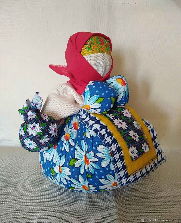 Кукла оберег благополучница мастер класс