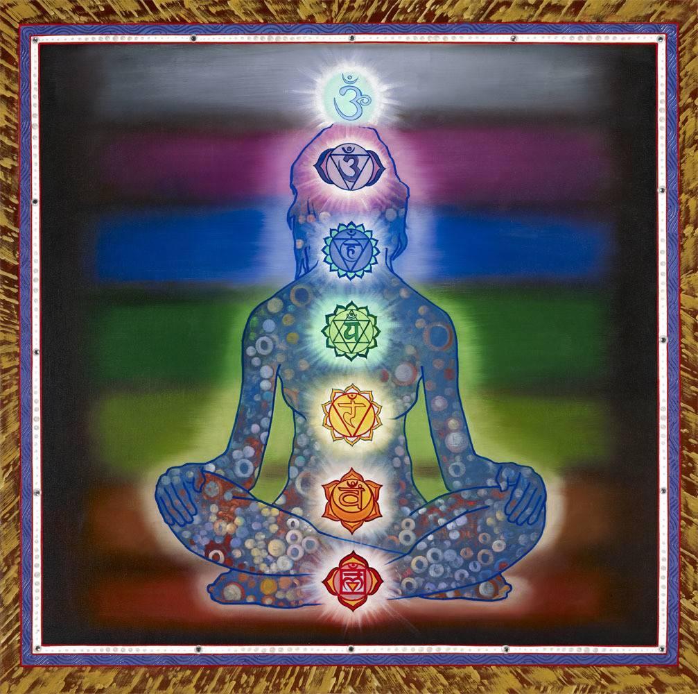 Анахата чакра — сердечная четвертая чакра
