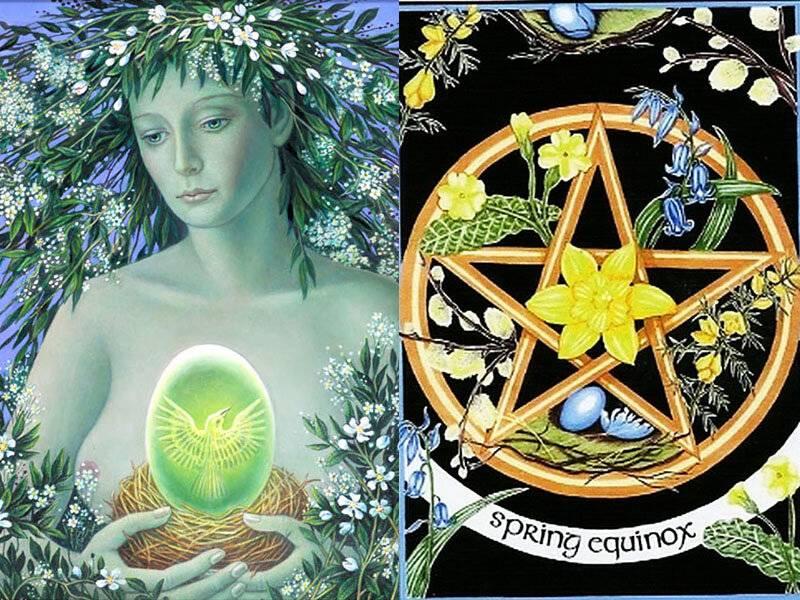 Древний праздник остара — гимн свободе и жизни: весеннее равноденствие у кельтов