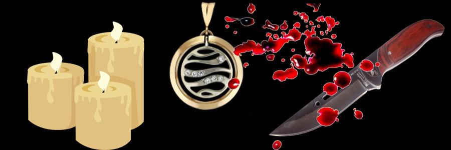 Приворот на месячную кровь, последствия для мужчины - господи, спаси и сохрани!