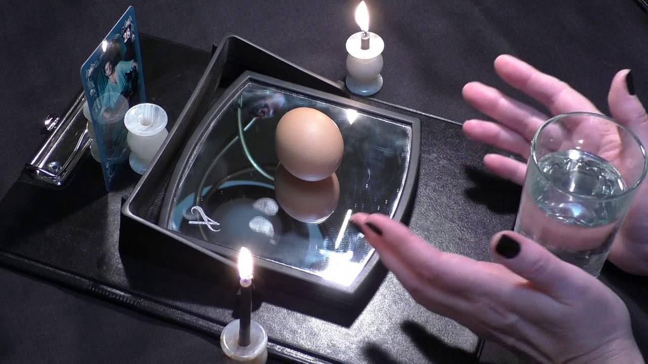 Снятие порчи яйцом: подготовка, обряды, расшифровка, последующая защита