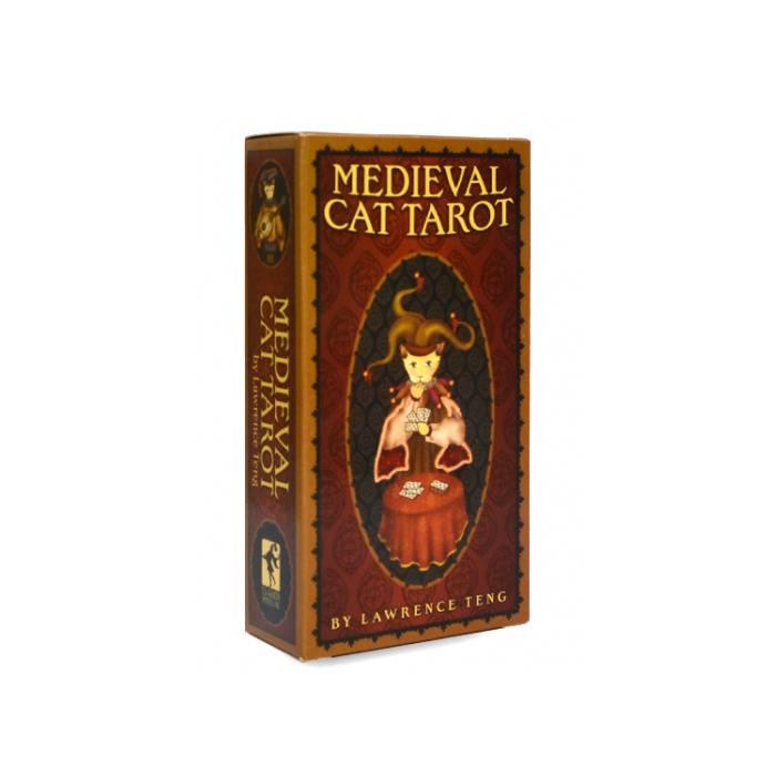 Особенности колоды средневекового таро