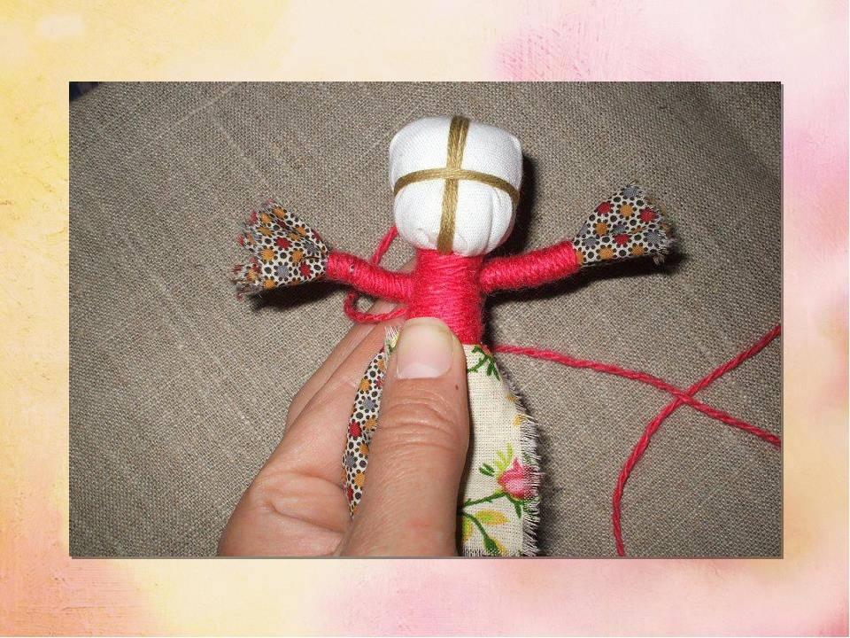Оберег кукла-мотанка: значение и изготовление своими руками