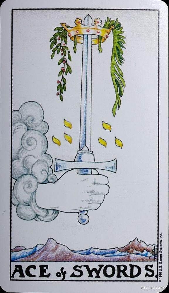 Рыцарь мечей - значение карты таро