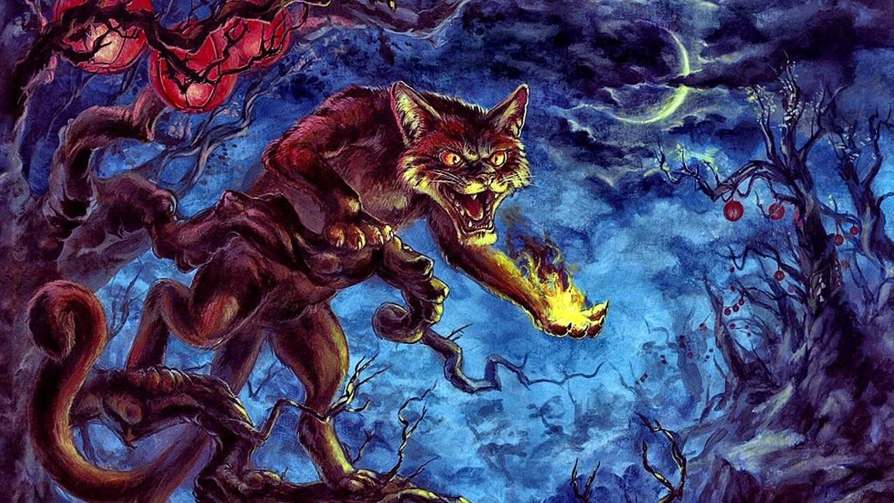 Магические способности кошек  | мур тв