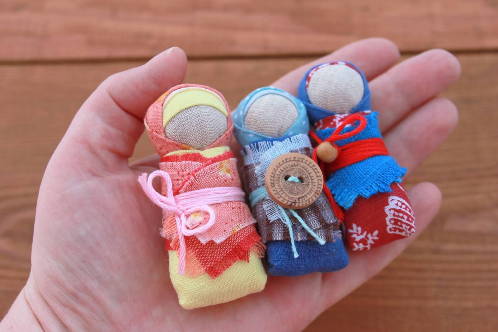 Кукла пеленашка мк | страна мастеров