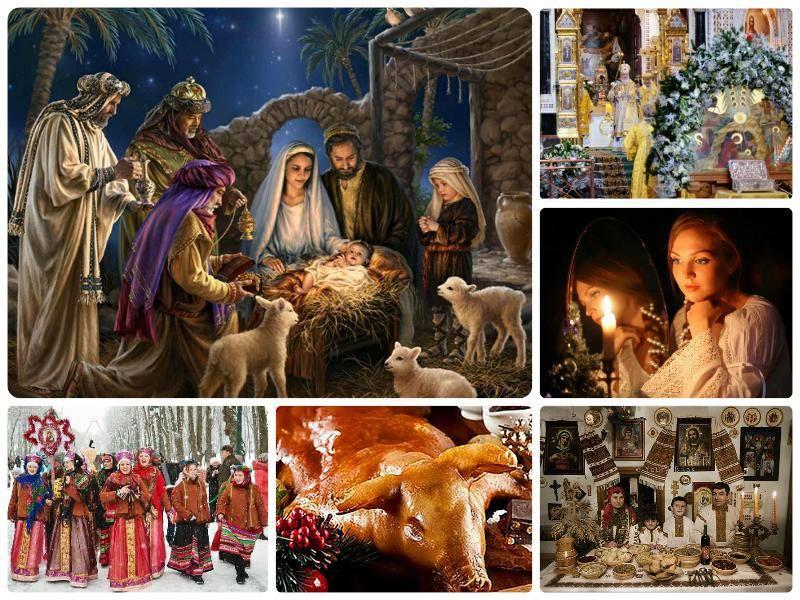 Славянские традиции гадания в январе — весело, познавательно, а порой и страшно. гадания в январе