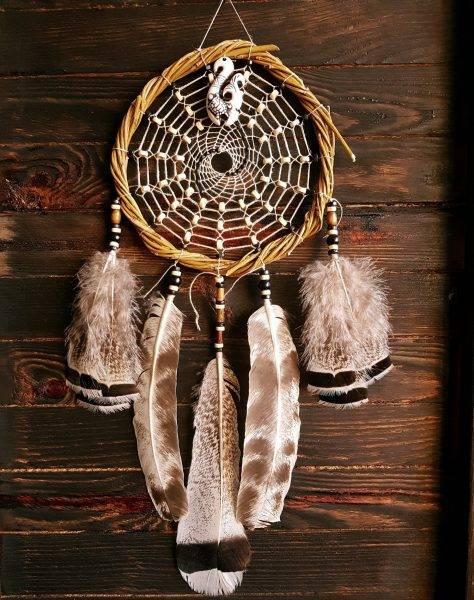Амулет ловец снов: фото, значение, где повесить и как сделать
