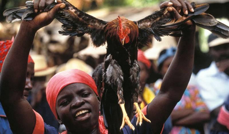 Африканский баал, боги, религии и культы этого континента