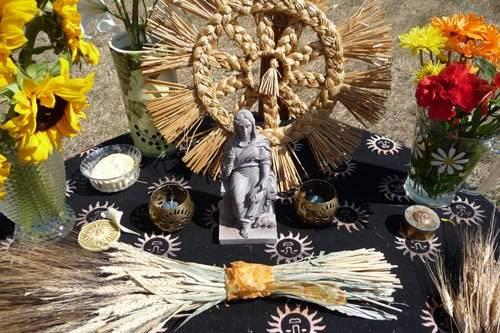 Читать книгу круг года. викканские праздники, их атрибуты и значение арабо саргсяна : онлайн чтение - страница 10