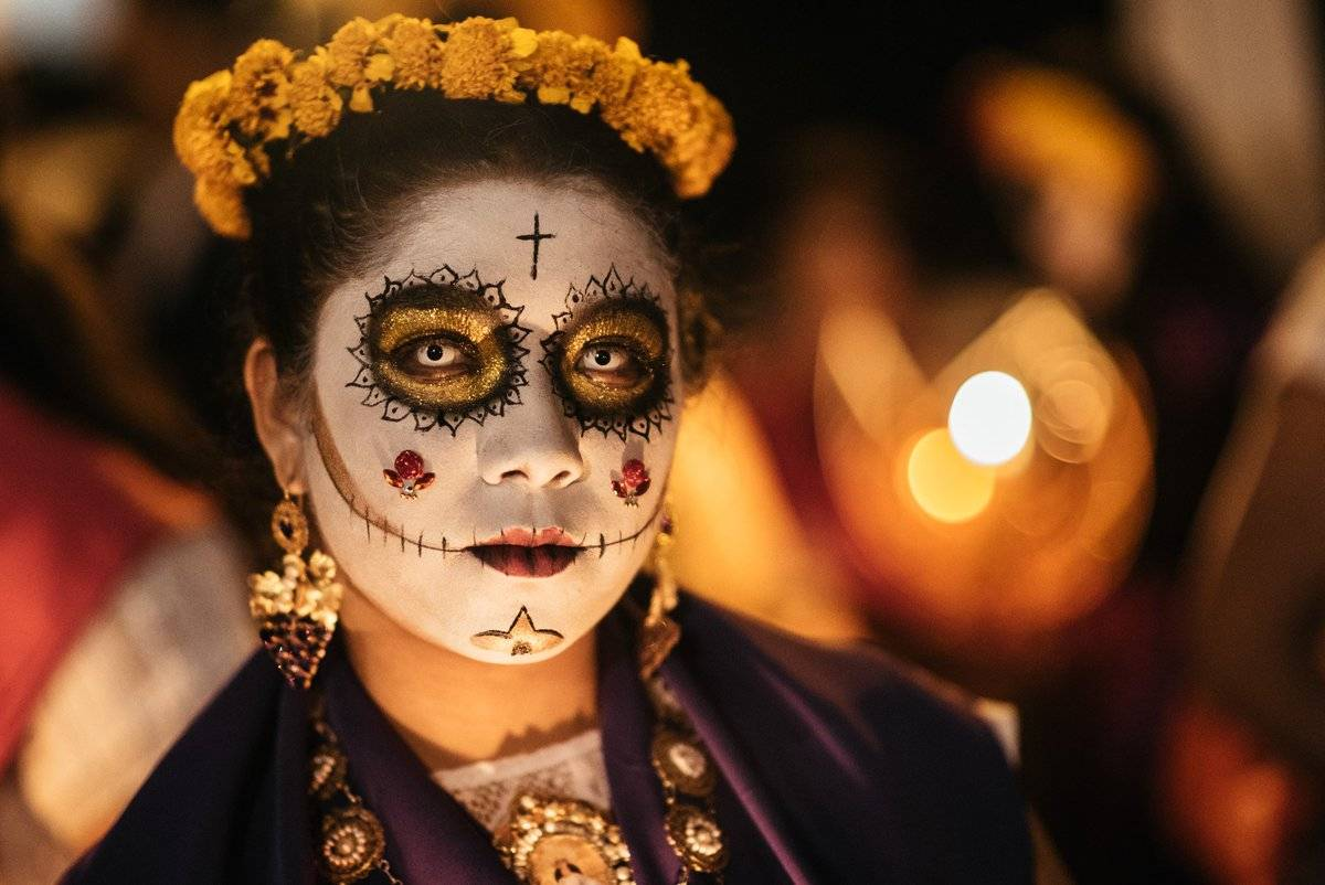 Как отметить хэллоуин - wikihow