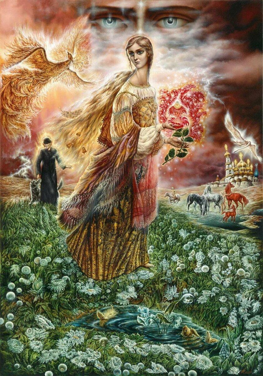 Богиня лада — славянская богиня любви и красоты | славяне