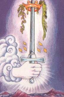 9 мечей (девятка кинжалов): значение в раскладах таро