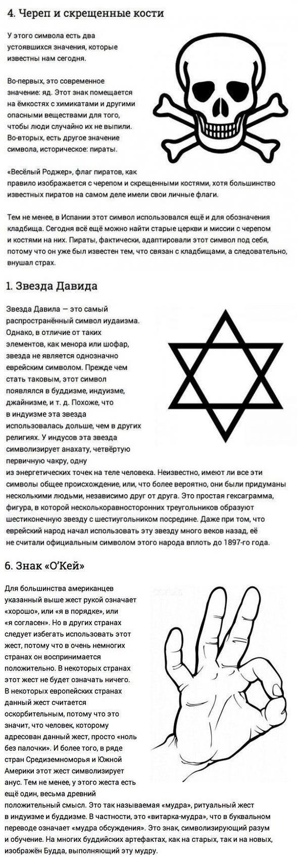 Древние магические символы: трактовка знаков + 7 талисманов