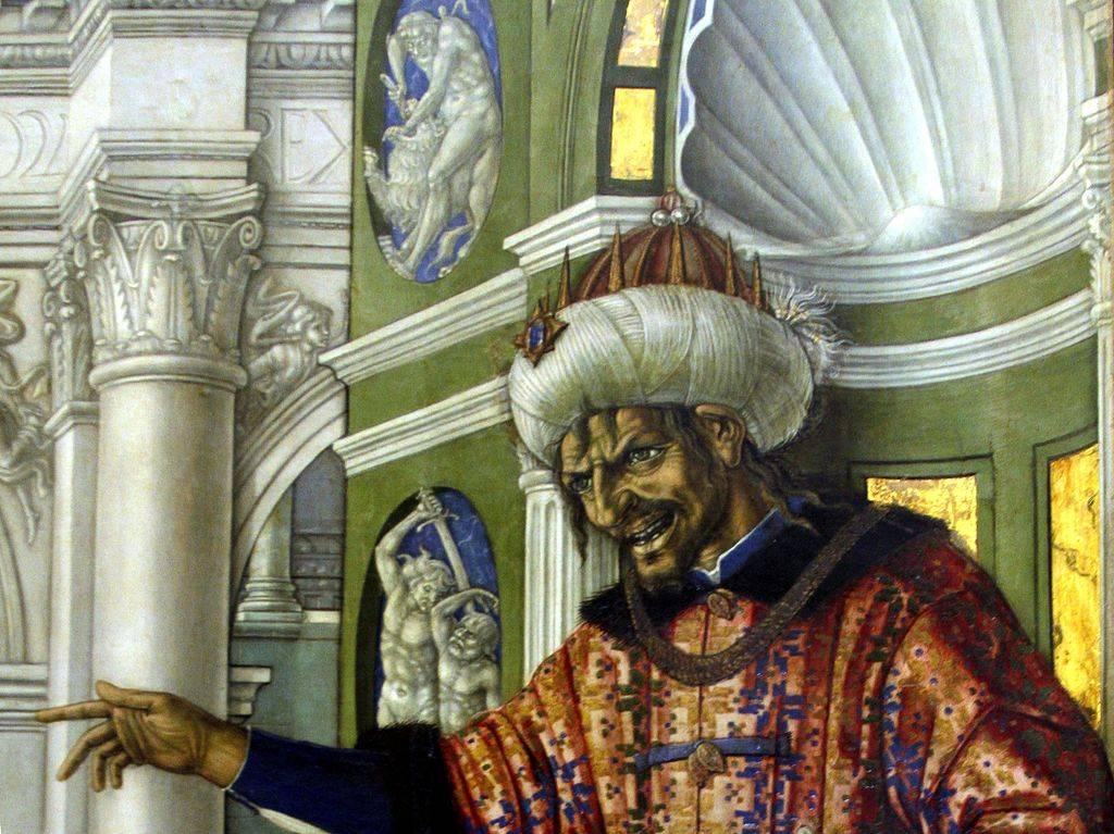Кто такой демон бальтазар. кто такой бальтазар — демон, волхв, лже-папа, магистр ордена или царь? история бальтазара
