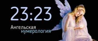 Ангельская нумерология на часах и в других местах: значения от дорин верче ангельская нумерология на часах и в других местах: значения от дорин верче