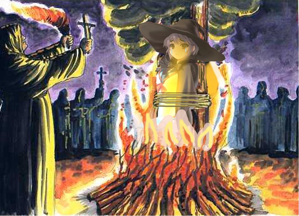 Действительно ли ведьм сжигали на костре? другие ужасающие факты о жизни реальных чародеек
