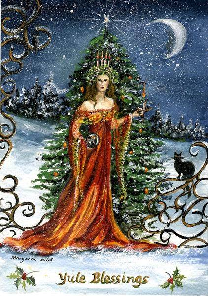 Праздник йоль – история языческого торжества, легенды, символы и ритуалы