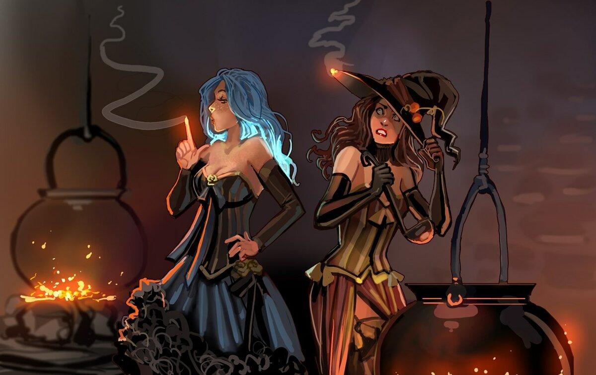 Ритуалы для того, чтобы самостоятельно стать ведьмой в реальной жизни