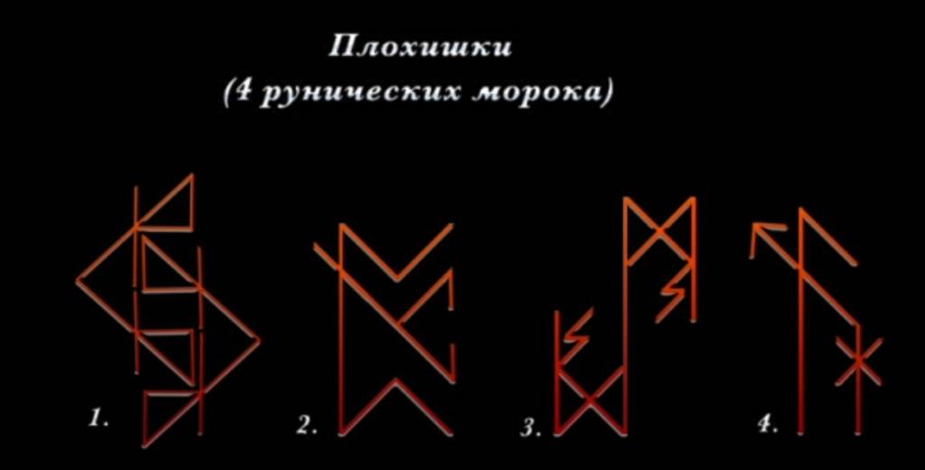 Став рабский крест и еще 2 формулы для подчинения человека