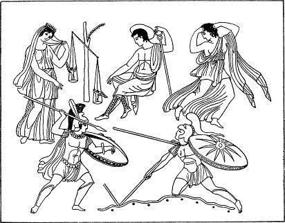 Миф о троянском коне из древней греции: краткое содержание фото и видео