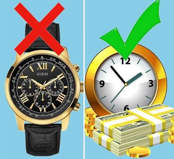 Можно ли дарить часы, и если можно, то кому