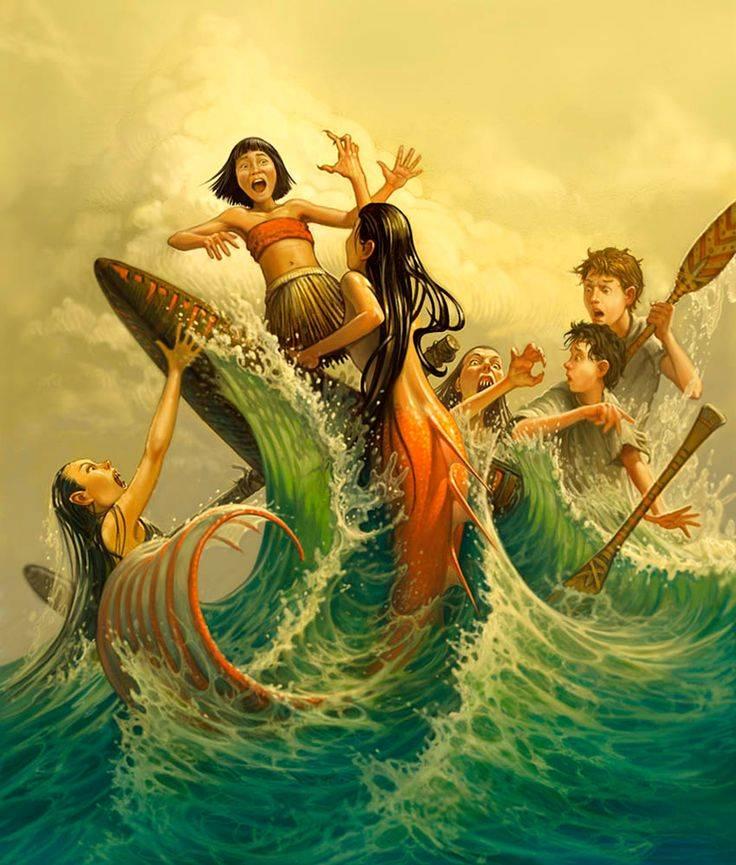 Сирены (sirenia) - травоядные морские млекопитающие. мифы о сиренах - о законе