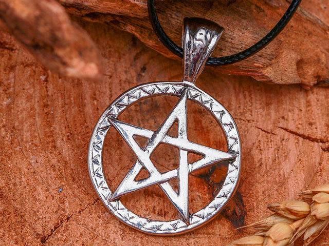 Звезда в круге (пентаграмма) – что она символизирует