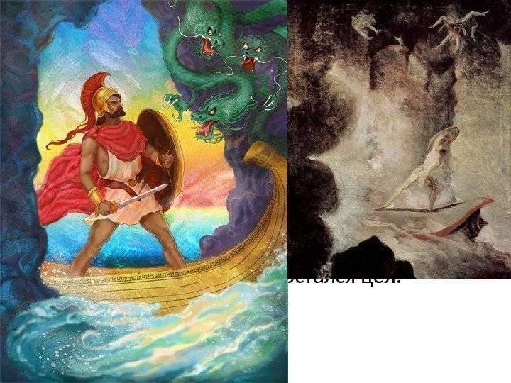 Сцилла и харибда: что означает выражение между сциллой и харибдой?