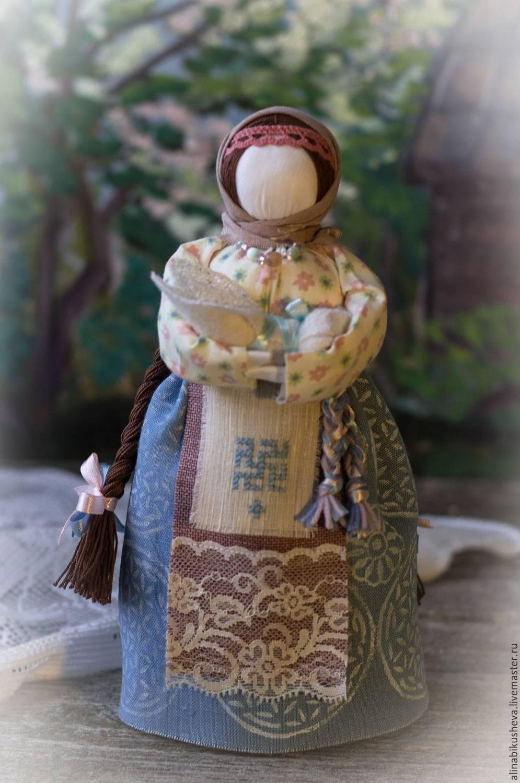 Славянская кукла-оберег на здоровье