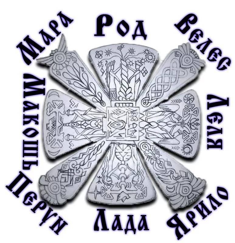 Славянский оберег «крес»: значение амулета | магия