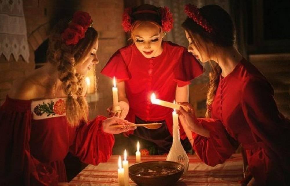 Гадания на рождество в домашних условиях. простые способы рождественских гаданий на будущее