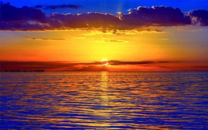 Сонник закат солнца во сне к чему снится закат солнца