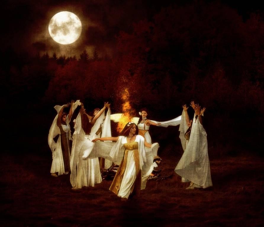 Праздник самайн 2020: ритуалы кельтской ночи | магия