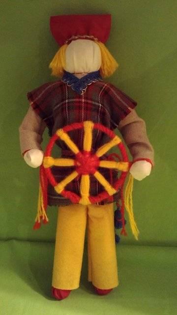 Спиридон солнцеворот: значение и магическая сила куклы, а также как сделать оберег своими руками, зарядить и активировать его?