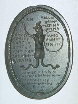 Абраксас — бог, хранитель вселенной, могущественный воин