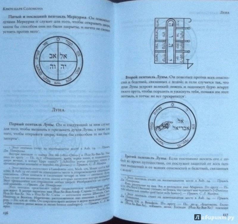 Гримуар: книга магических процедур и заклинаний