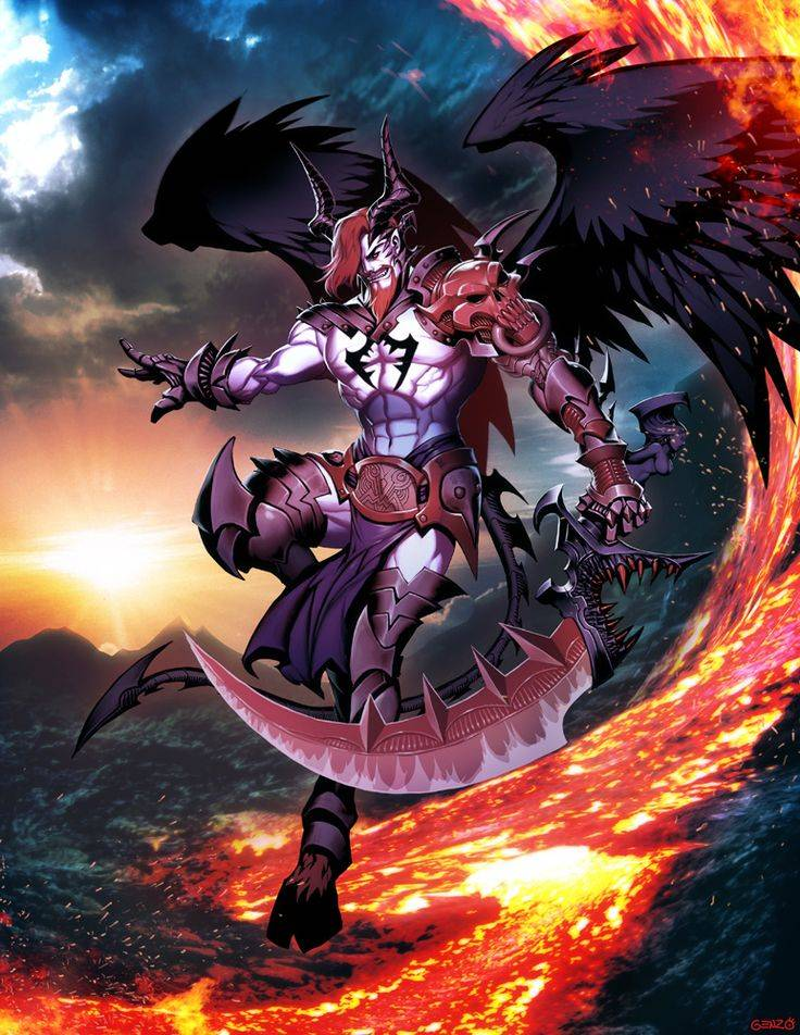 Самые страшные боги - смерти и разрушения | знаки и символы