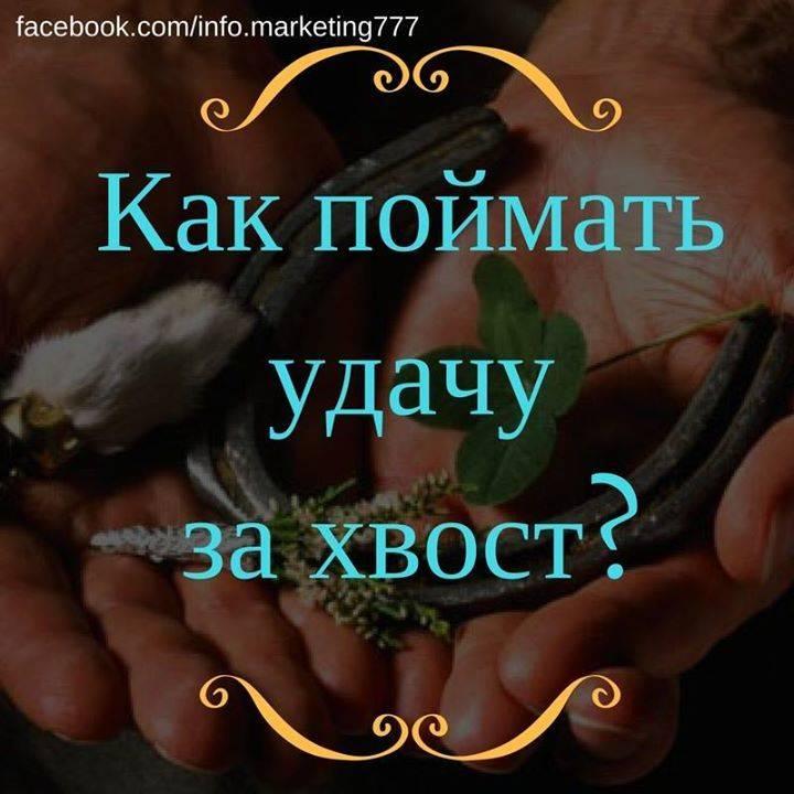 15 мощных заговоров на удачу: всё реально работает - sunami.ru