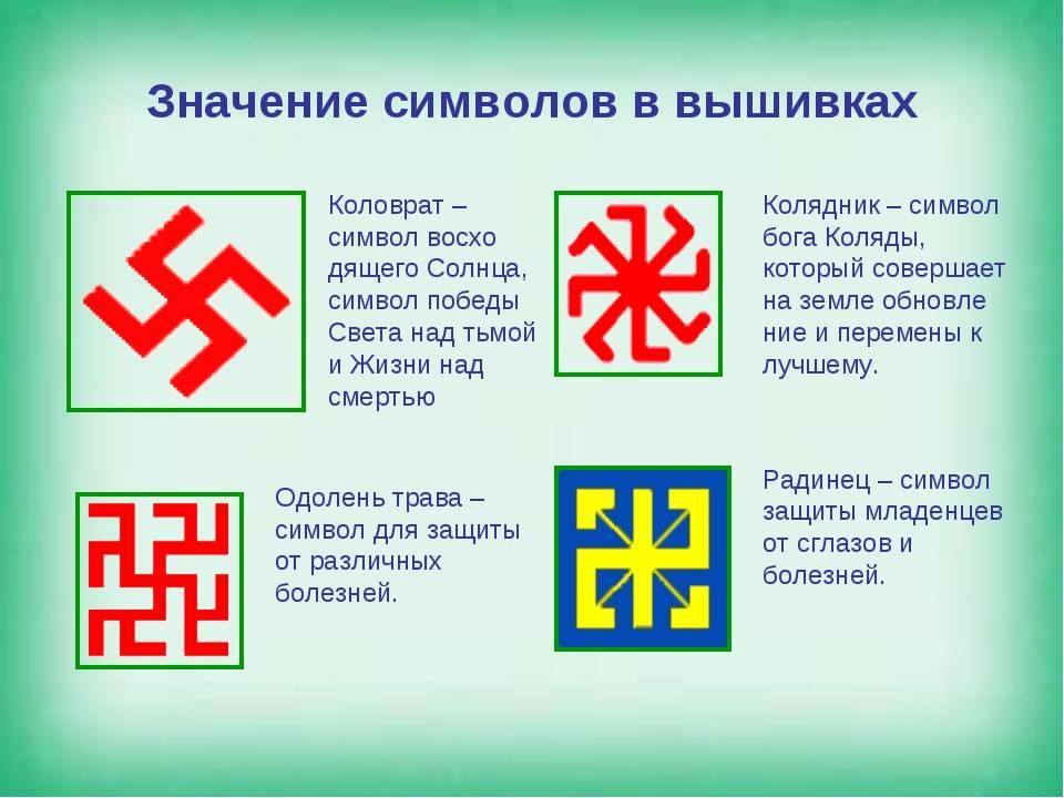 Символ коловрат: значение для мужчин и женщин, изготовление