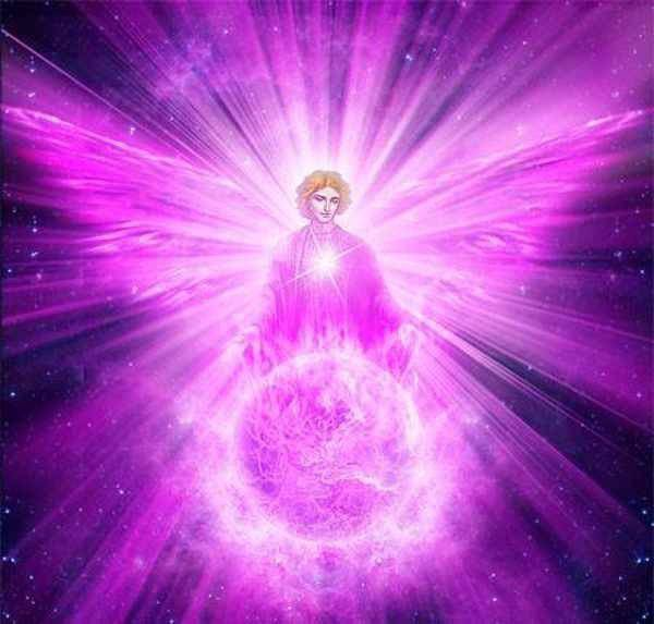 Архангел чамуил — ангелы любви и воплощение розового пламени