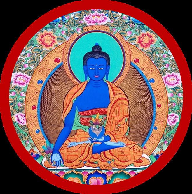 Мантра будды медицины древнее лекарство от болезней
