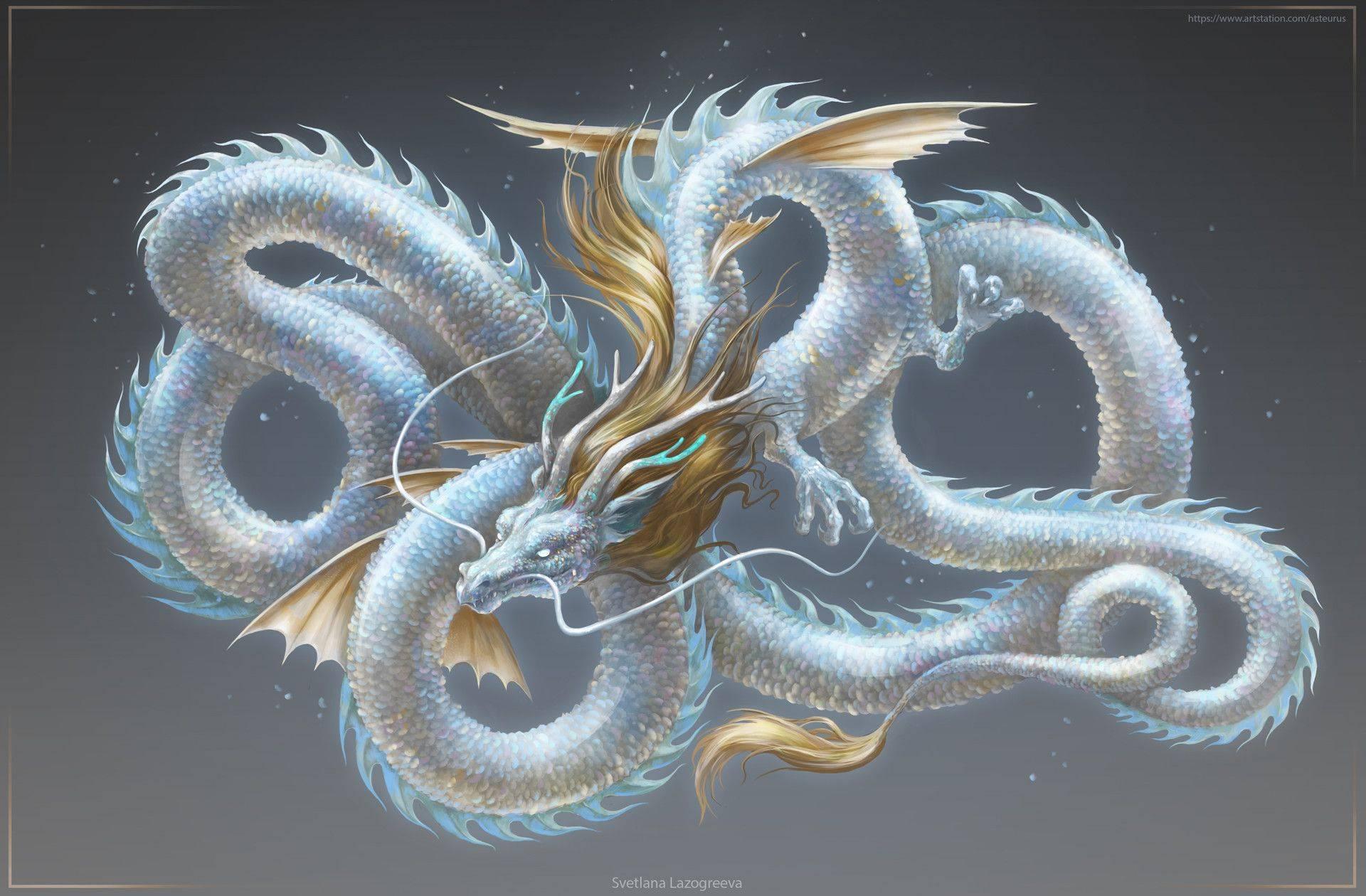 Дракон – символ и тотем