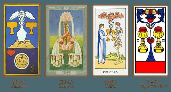 Король кубков таро - значение и трактовка в раскладах при гадании