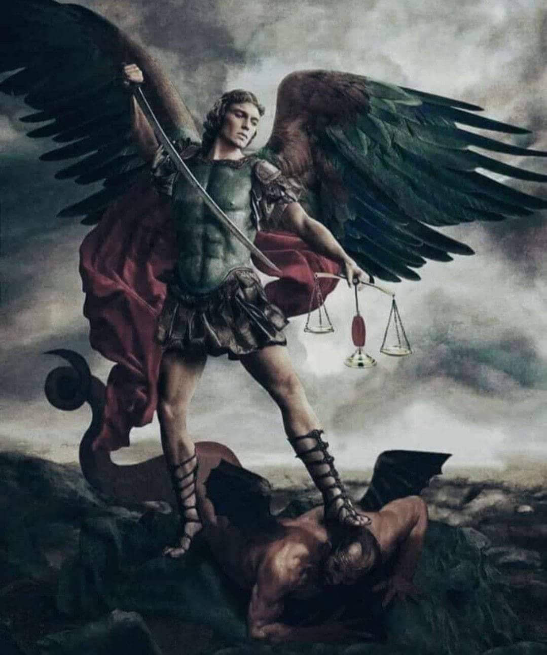 Архангел люцифер и его братья михаил и гавриил