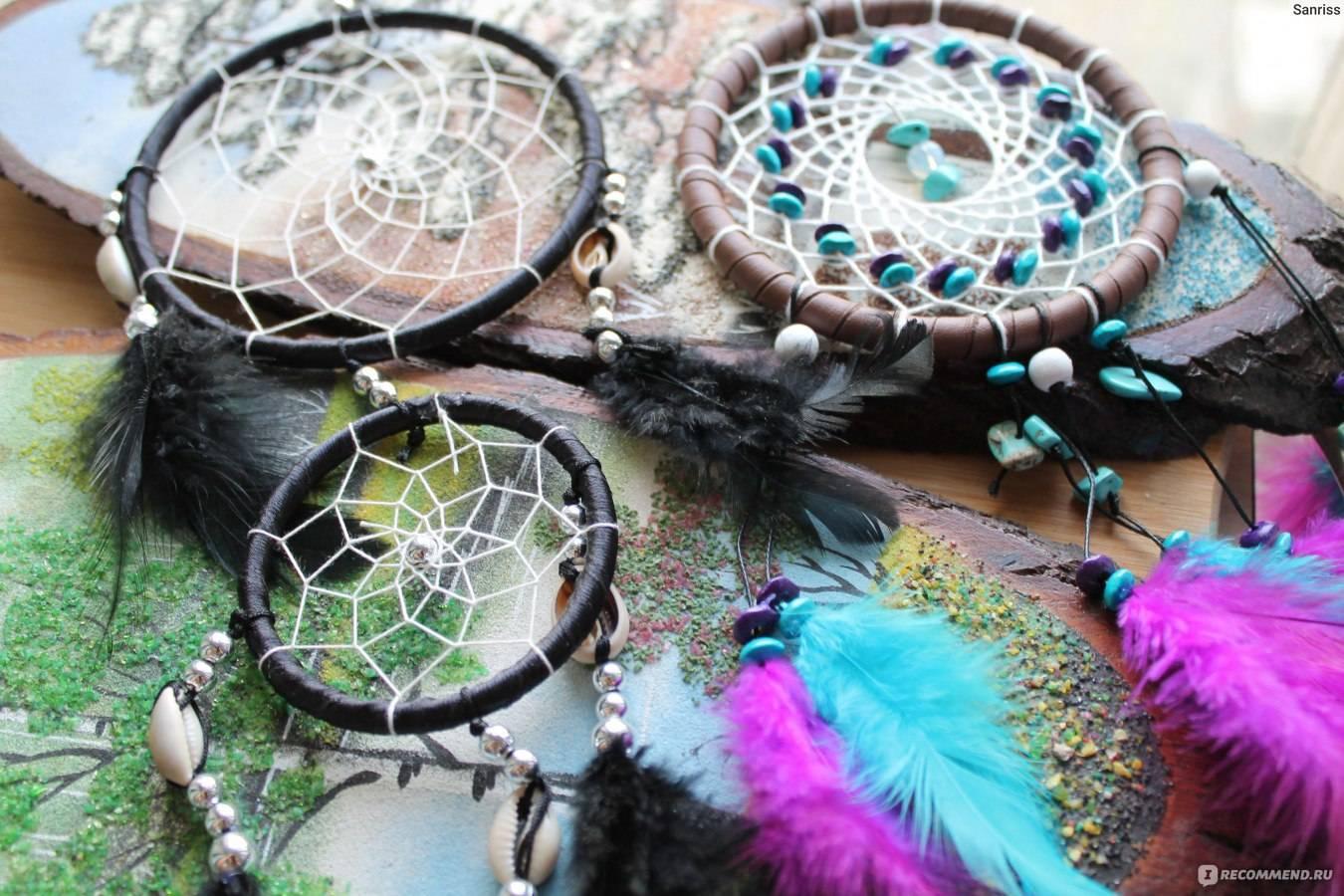 Ловец снов: для чего нужен и как сделать амулет своими руками
